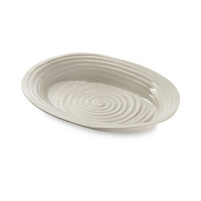 Portmeirion® Oval Platter in White