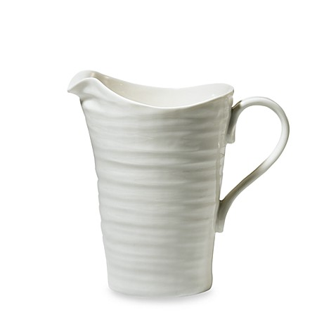 Sophie Conran for Portmeirion® Large 3-Pint Pitcher in White
