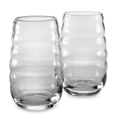 Sophie Conran for Portmeirion® Highball Balloon Glasses (Set of 2)