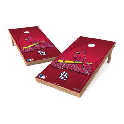 MLB St. Louis Cardinals Regulation Cornhole Set