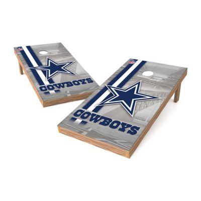 Wild Sports NFL Dallas Cowboys Regulation Cornhole Set