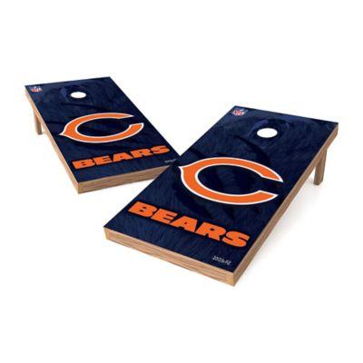 Wild Sports NFL Chicago Bears Regulation Cornhole Set