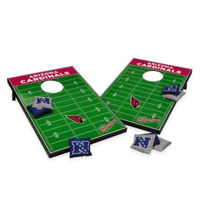 NFL Arizona Cardinals Tailgate Toss Cornhole Set