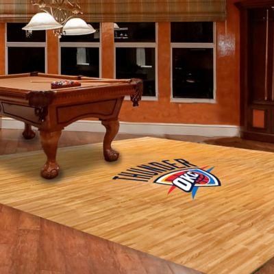 NBA Oklahoma City Thunder Foam Fan Floor