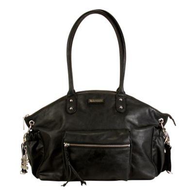 Kalencom™ New York Diaper Bag in Black