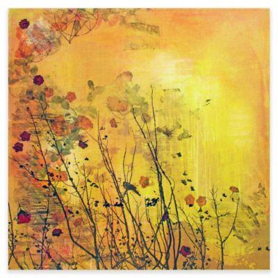 Parvez Taj Judynam 48-Inch x 48-Inch Canvas Wall Art