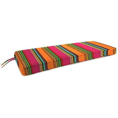 18-Inch x 48-Inch 2-Person Bench Cushion in Sunbrella® Icon Pop