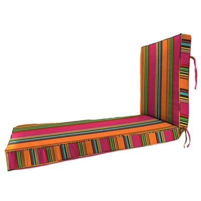 80-Inch x 23-Inch Chaise Lounge Cushion in Sunbrella® Icon Pop