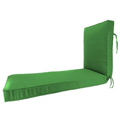 80-Inch x 23-Inch Chaise Lounge Cushion in Sunbrella® Volt Emerald