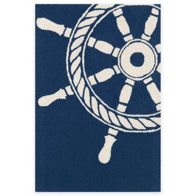 Navy Rugs & Door Mats