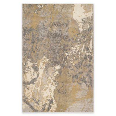 Safavieh Monaco Marble 8-Foot x 11-Foot Area Rug in Ivory/Grey