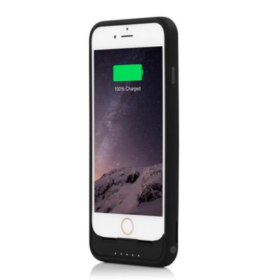 Incipio® Offgrid™ iPhone 6 3100mAh Express Backup Battery Case in Black