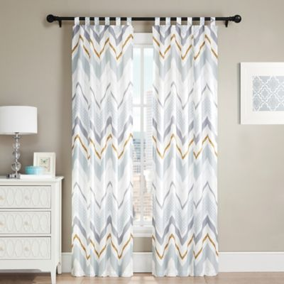 Gold Decorative Curtain