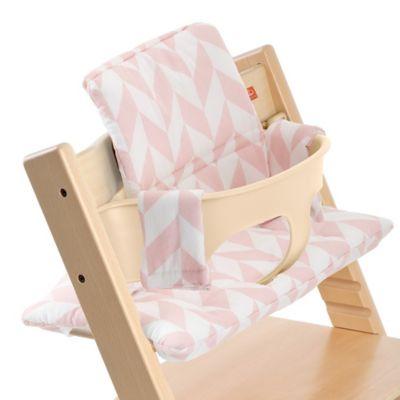 Stokke® Tripp Trapp® Cushion in Pink Chevron