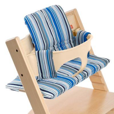 Stokke® Tripp Trapp® Cushion in Ocean Stripe