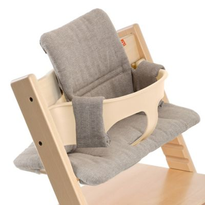 Stokke® Tripp Trapp® Cushion in Hazy Tweed