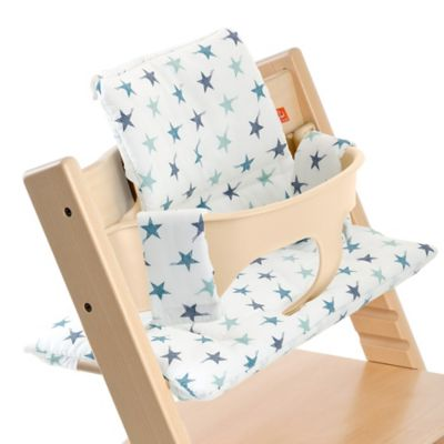Stokke® Tripp Trapp® Cushion in Blue Star
