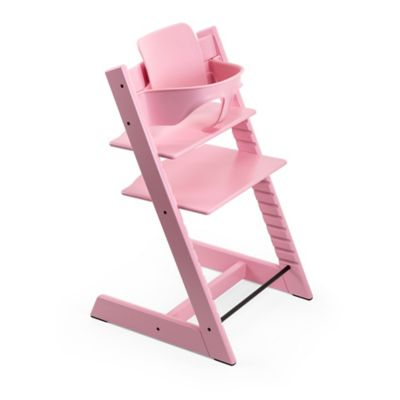 Stokke® Tripp Trapp® Baby Set™ in Soft Pink