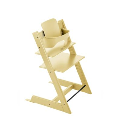 Stokke® Tripp Trapp® Baby Set™ in Wheat Yellow
