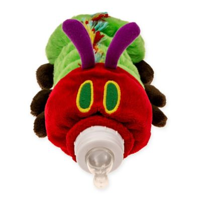 Very Hungry Caterpillar Bottle Pet in Green