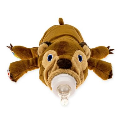 Bear Bottle Pet in Brown