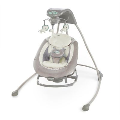 Ingenuity™ InLighten Cradling Swing and Rocker™ in Orson™