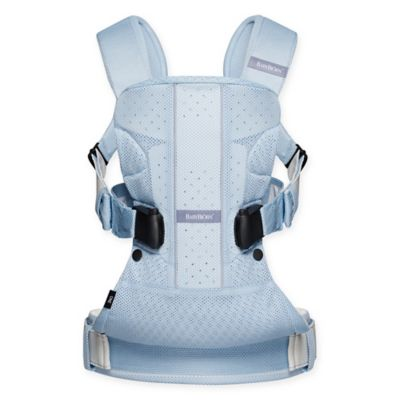 BABYBJORN® Baby Carrier One Air in Ice Blue Fish Mesh