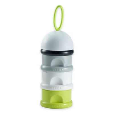 Beaba® Formula and Snack Container in Neon