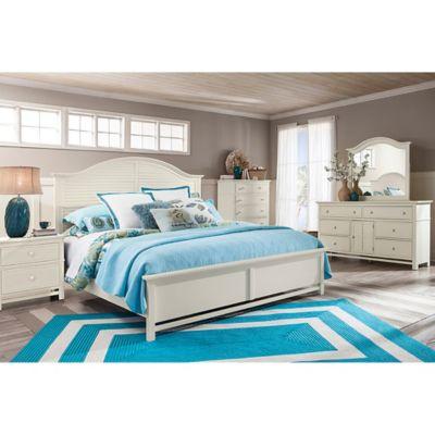 Panama Jack Colors Arch Pane Queen 5-Piece Bedroom Set