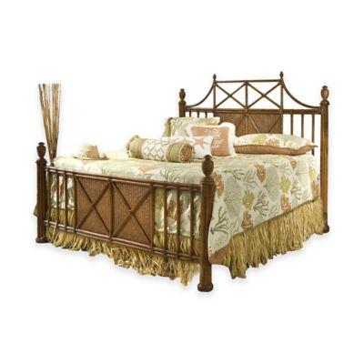 Panama Jack Island Breeze Queen 4-Piece Bedroom Set