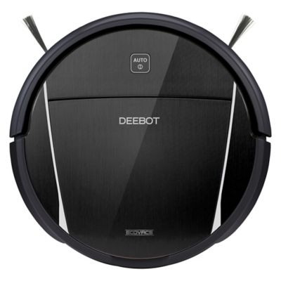 DEEBOT™ DM85 Barefloor/Carpet Robotic Vacuum in Grey/Black