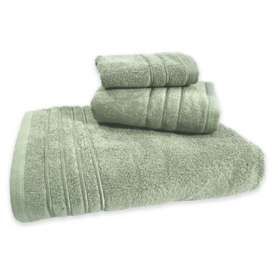 Lenox® Platinum Bath Towel in Light Green