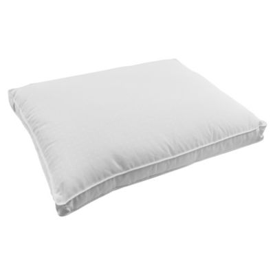 St. James Dobby Check Down Standard Pillow