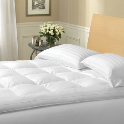 2-Inch Featherbed Twin Mattress Topper