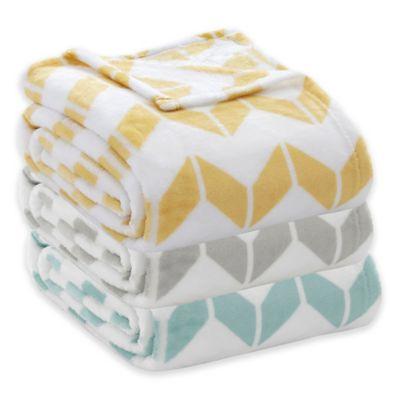 White Plush Blanket