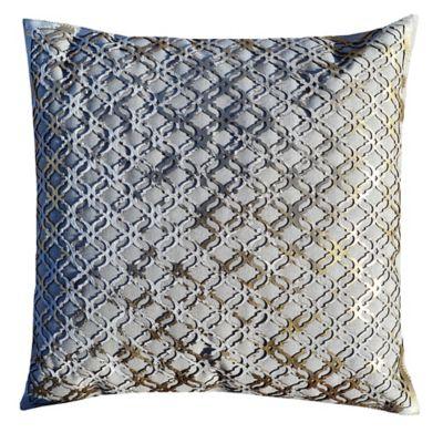 Gold Natural Throw Pillow