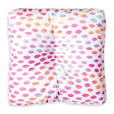 DENY Designs Elisabeth Fredriksson Paradise Dots Square Floor Pillow