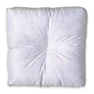 DENY Designs Iveta Abolina Bermuda Rose Square Floor Pillow