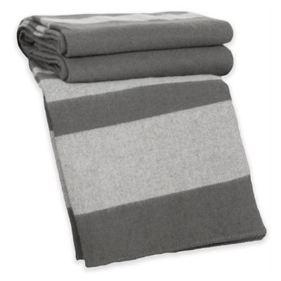 Nottingham Home Full/Queen Merino Wool Blend Blanket