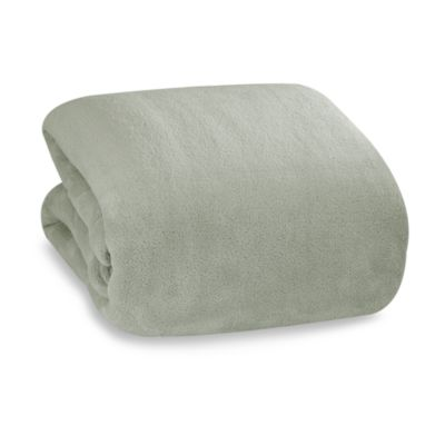 Berkshire Blanket® Indulgence Full/Queen Blanket in Green Tea