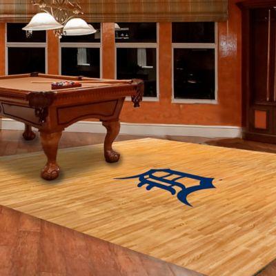 MLB Detroit Tigers Foam Fan Floor