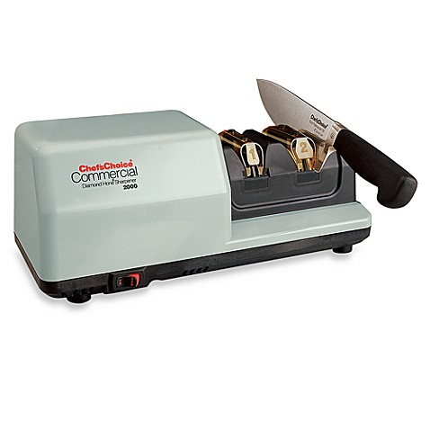 Chef's Choice® 2000 Commercial Diamond Hone 2-Stage Knife Sharpener
