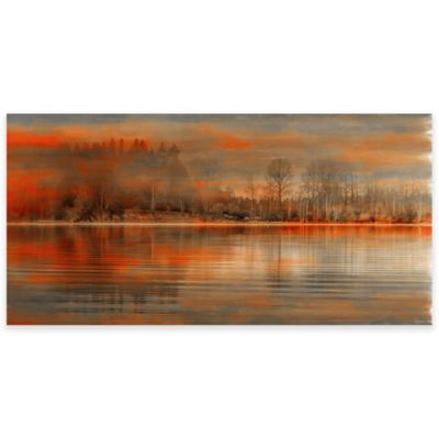 Marmont Hill Serenity 60-Inch x 30-Inch Canvas Wall Art