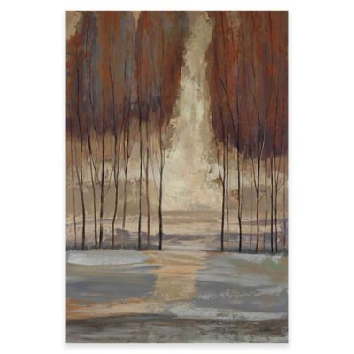 Marmont Hill Wild Wood I 24-Inch x 16-Inch Canvas Wall Art