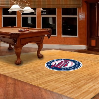 MLB Minnesota Twins Foam Fan Floor