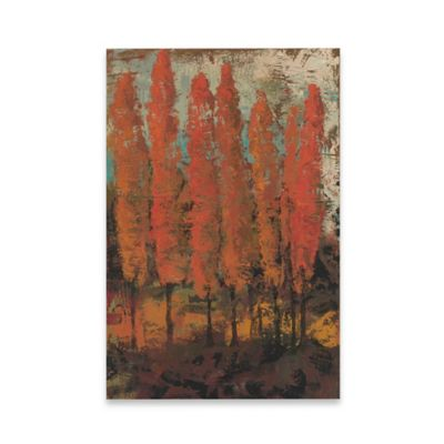 Marmont Hill 20-Inch x 30-Inch Sienna Sunset Canvas Wall Art
