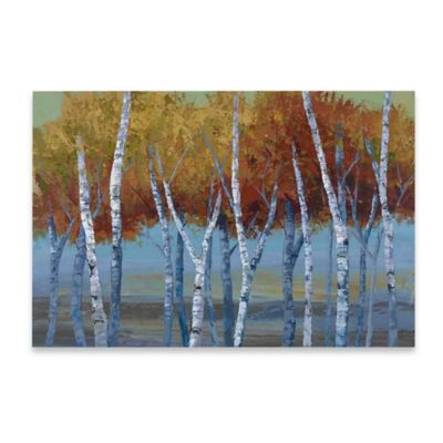 Marmont Hill Sunlit Springs II 36-Inch x 24-Inch Canvas Wall Art
