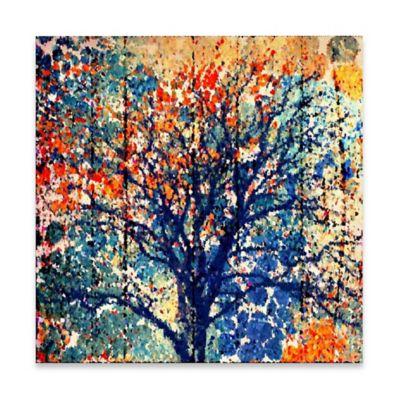 Marmont Hill 40-Inch x 40-Inch Fall Season Canvas Wall Art