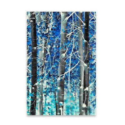 Marmont Hill 20-Inch x 30-Inch Dream Woods Canvas Wall Art