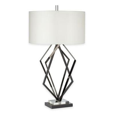 White Medium Lamp